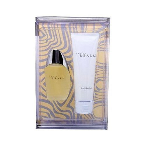 Inner Realm By Erox Corporation For Women. Gift Set ( Eau De Toilette Spray 1.3 Oz + Body Lotion 3.3 ()