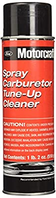 Genuine Ford Fluid PM-2 Carburetor Tune-Up Cleaner - 18 oz. Aerosol