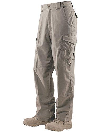 TRU-SPEC Men's 24-7 Ascent Pant, Khaki, (Waist:38 Length:30)