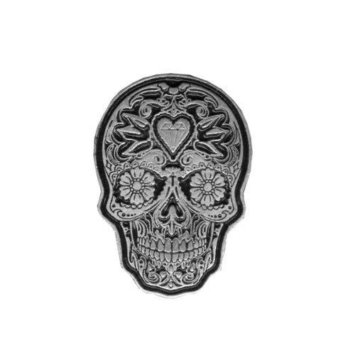 Day of the Dead Sugar Skull 1-1/2