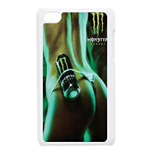 Ipod Touch 4 Phone Case Monster Energy GDE6467