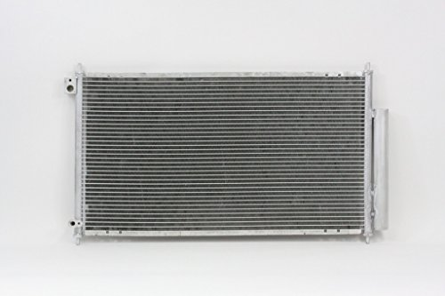 Acura Tsx Condenser - A-C Condenser - Pacific Best Inc For/Fit 3295 04-08 Acura TSX WITH Receiver & Dryer