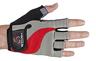 Stark Weightlifting Gloves - Bodybuilding, Crossfit, P90x, Workout