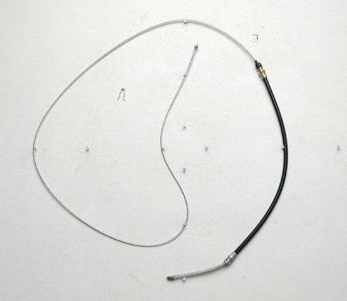 UPC 747730976549, Aimco C912142 Rear Parking Brake Cable