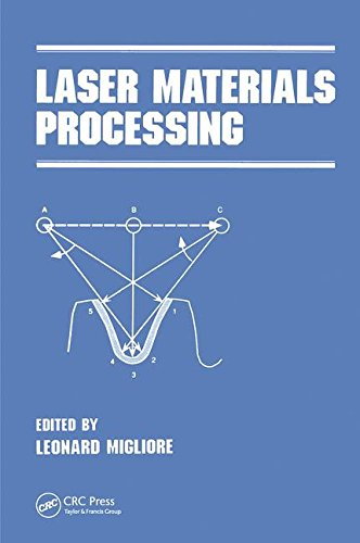 Laser Materials Processing (Manufacturing Engineering and Materials Processing)