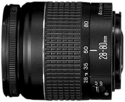 B00004THCX Canon EF 28-80mm f/3.5-5.6 II Standard Zoom Lens for Canon SLR Cameras (Discontinued by Manufacturer) 41YZNJ3WFCL.