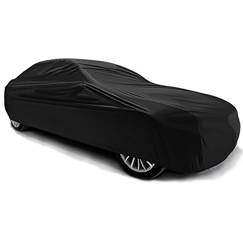 carsun Car Cover Waterproof Car Covers UV Breathable Outdoor Indoor Storage Protection Car Cover (L - 188x67x57 inch) (Best Car Cover For Indoor Storage)