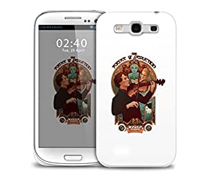 The Science of Deduction Samsung Galaxy S3 GS3 protective phone case