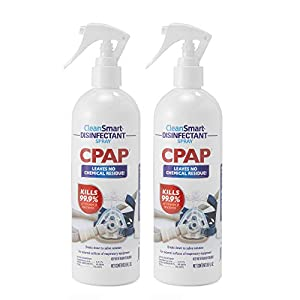 Best Epic Trends 41YZOJXW1fL._SS300_ CleanSmart CPAP Disinfectant Spray, 16 oz (Pack of 2)