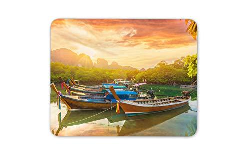 (Phi Phi Island Mouse Mat Pad - Thailand Thai Travel Desk Computer Gift #15395 )