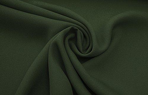 Top Fluide Longue Manches Yidarton Longues Vert Casual Classique sans Chic Bouton Chemise Femme Blouse qvTXq
