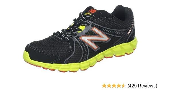 b5e4c665e727 New Balance KJ750 Youth Lace-Up Running Shoe (Little Kid Big Kid)