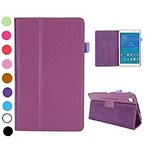 LIMME Lichee Pattern Auto Sleep/Wake Leather Case for Samsung Galaxy Tab Pro 8.4 T320(Assorted Colors) , Pink