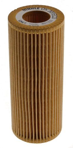 MAHLE Original OX 381D ECO Oil Filter (A6 Audi Oil Filter 2008)