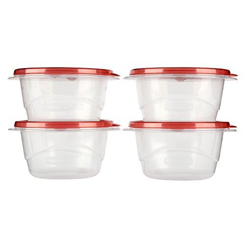Rubbermaid Takealongs 3 2 Cup Small Bowls Food Storage