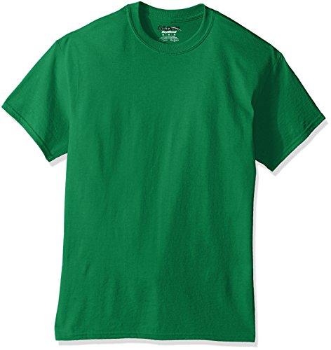 (Gildan Men's DryBlend Classic T-Shirt, Irish Green, Small )