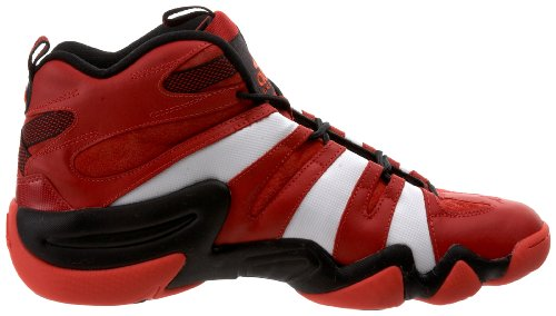 Adidas Performance Mens Crazy 8 Scarpa Da Basket Power Red / White / Aero Red