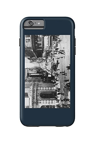 San Francisco, California - Powell Street Cable Cars - Vintage Photograph (iPhone 6 Plus Cell Phone Case Cell Phone Case, - Francisco Powell San
