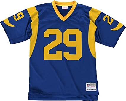 715f775e58c Amazon.com   Mitchell   Ness Eric Dickerson Los Angeles Rams ...