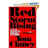 Red Storm Rising, Tom Clancy, 0606009833