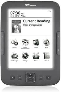 Libro electrónico con luz para leer a la noche SPCinternet DICKENS ...