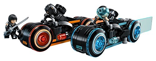 41YZV4h75qL - LEGO Ideas TRON: Legacy 21314 Construction Toy inspired by Disney's TRON: Legacy movie