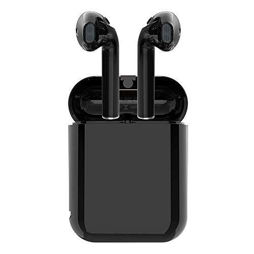 Bluetooth 5.0 Earbuds, True Wireless Earbuds with Charging
