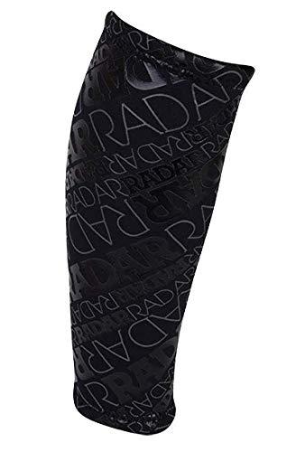 Radar Spray Leg - Black/Black - L (Radar Waterski)