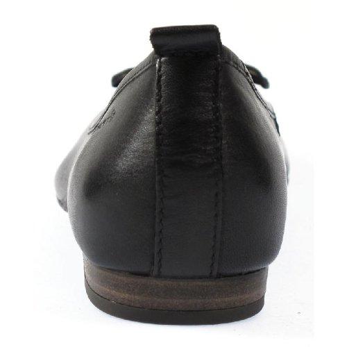 Tamaris 22122-28 femmes Ballerines Cuir, noir2, Taille 38