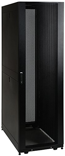 Tripp Lite SR48UB 48U Rack Enclosure Server Cabinet ...