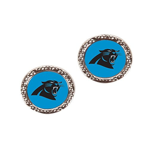 NFL Carolina Panthers Post Earring