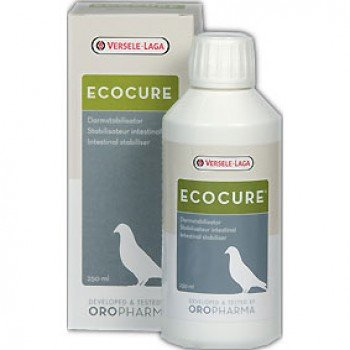 Ecocure 250 Ml Intestinal Stabiliser for Pigeons & Birds by Oropharma