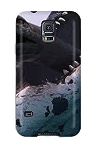 Excellent Design Dinosaur Phone Case For Galaxy S5 Premium Tpu Case