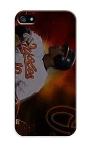 Iphone 6 Plus Protective Case,Beautiful Baseball Iphone 6 Plus Case/Baltimore Orioles Designed Iphone 6 Plus Hard Case/Mlb Hard Case Cover Skin for Iphone 6 Plus
