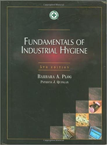 FUNDAMENTALS OF INDUSTRIAL HYGIENE Fifth Edition