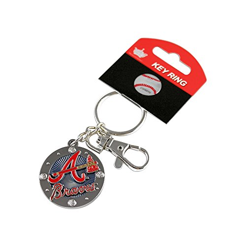 Atlanta Braves Keychain - 6