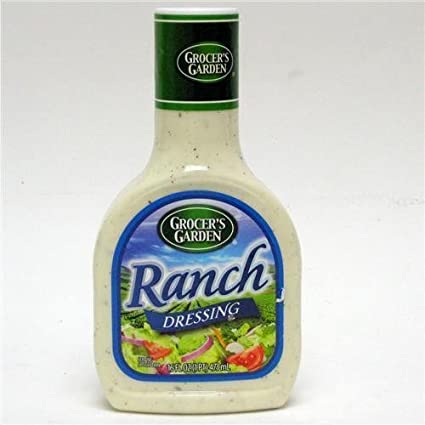 grocers garden ranch salad dressing 1216 oz - Garden Grocer