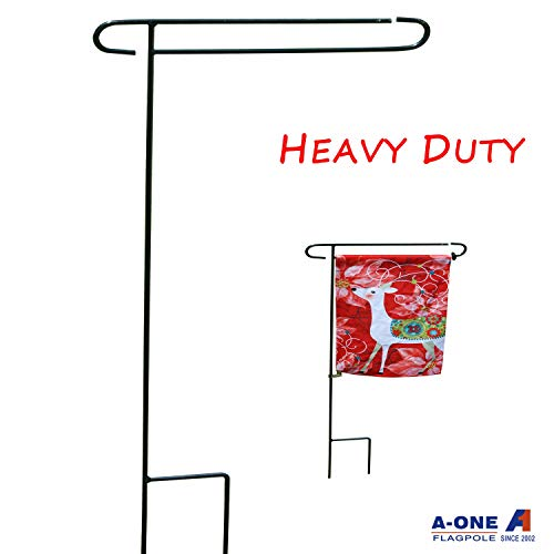 A-ONE Garden Flag Pole Stand, 40