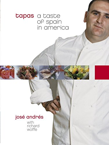 Tapas: A Taste of Spain in America: A Cookbook