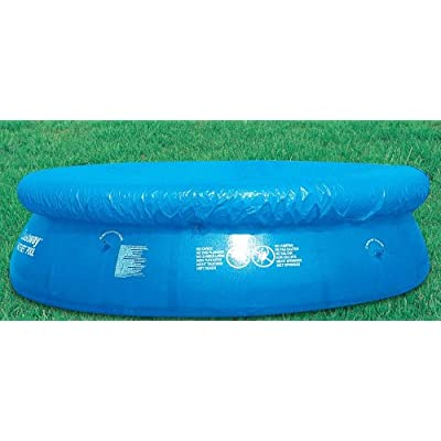 Bestway 58033 Fast Set Pool Cover, 10-Feet: Sports & Outdoors