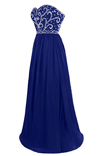 Msjune Prom Dresses Sweetheart Beaded A Line Lace Up Back