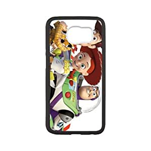 Samsung Galaxy S6 Cell Phone Case White Toy Story 2 007 OQ7684525