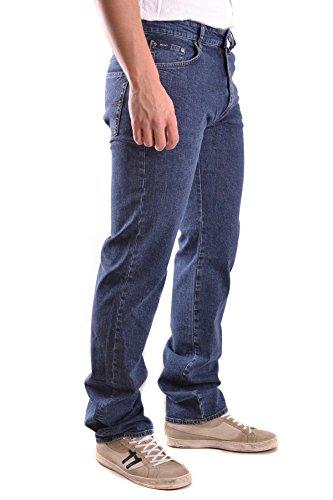 Gant Herren MCBI131080O Blau Baumwolle Jeans