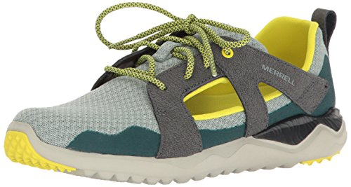 Merrell Womens 1six8 Slice Fashion Sneaker Blu Surf