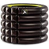 グリッドフォームローラーミニ The GRID Foam Roller Mini Trigger point (Black, mini) [並行輸入品]