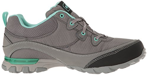 Ahnu Womens W Sugarpine Scarpa Da Trekking Impermeabile New Dark Grey