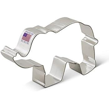 Ann Clark Cookie Cutters Elephant Cookie Cutter, 5