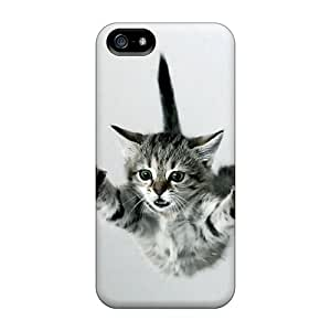 ABmNune1682uxccL Case Cover Flying Cat Iphone 5/5s Protective Case
