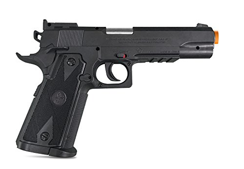 affordable Colt Special Combat 1911 CO2 Airsoft Pistol with Hop-Up, 400-450 FPS