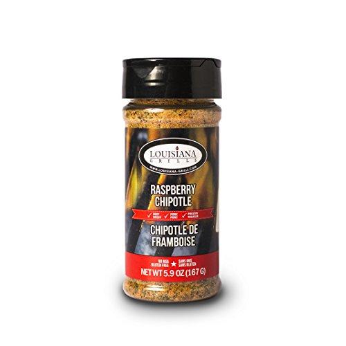 (Louisiana Grills 50518 Raspberry Chipotle Rub )